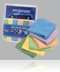 Microfiberklude ridser