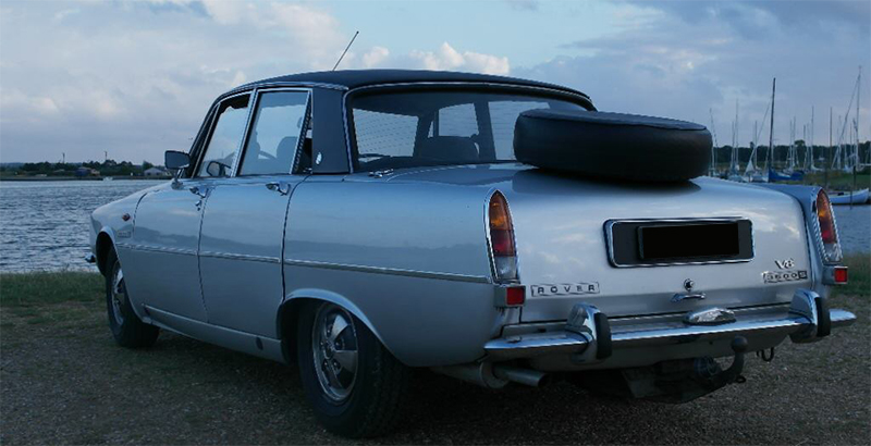 rover-p6-3500-1973